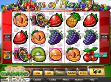 Horn of Plenty screen shot
