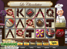 Le Chocolatier screen shot