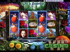 Alice in Wonderland screen shot