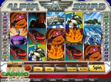 Alpha Squad screen shot