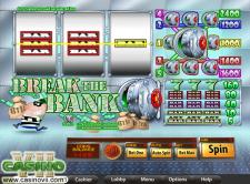Break the Bank screen shot