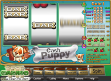 Cash Puppy screen shot