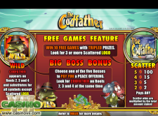 The Codfather (mobile) screen shot