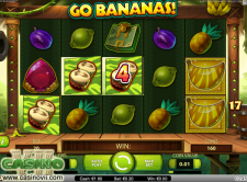 Go Bananas screen shot