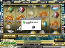 Mega Fortune screen shot