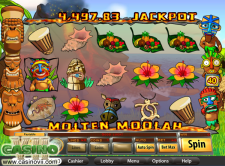 Molten Moolah screen shot