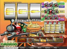 Runaway Train screen shot