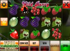 Wild Berry screen shot