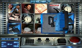 Heist screen shot