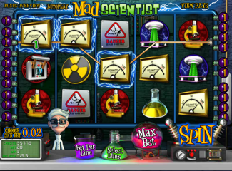 Mad Scientist screen shot