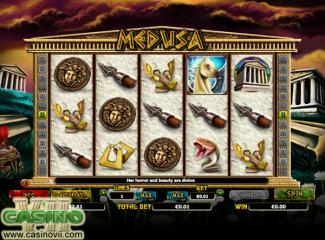 Medusa screen shot