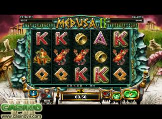 Medusa II screen shot