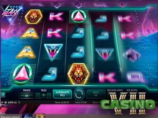 Neon Staxx screen shot