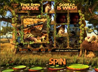 Safari Sam screen shot