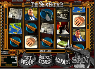 The SlotFather screen shot