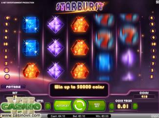 StarBurst screen shot