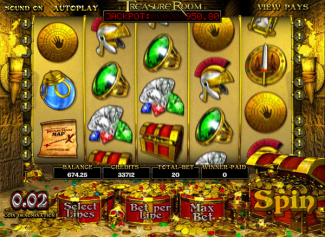 Treasure Room screen shot