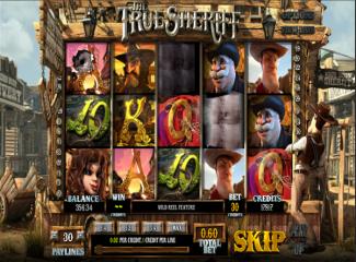 True Sheriff screen shot