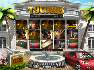 Tycoons screen shot