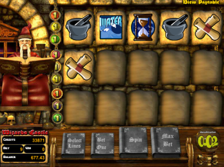 Wizard's Castle screen shot