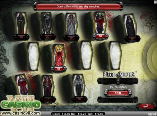 Blood Suckers screen shot