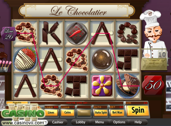 Spiele Le Chocolatier - Video Slots Online