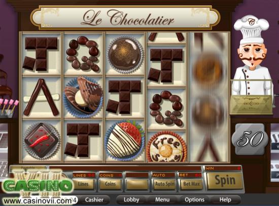 Le Chocolatier screen shot