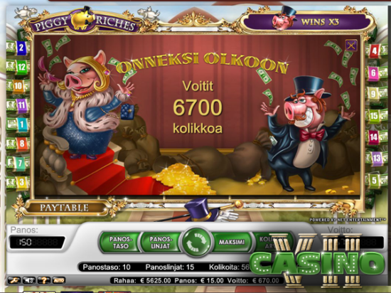 Piggy Riches screen shot