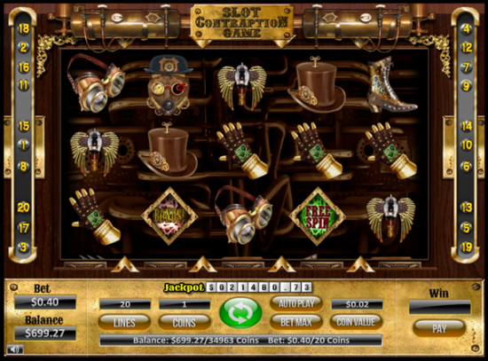 Slot Contraption screen shot