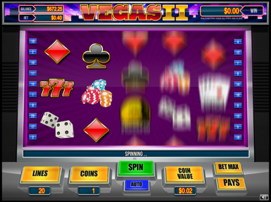 Vegas Slot II screen shot