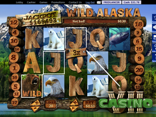 Wild Alaska screen shot
