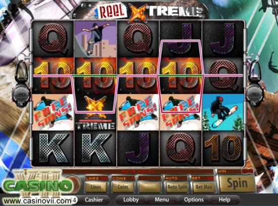 Reel Xtreme screen shot